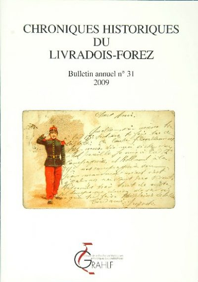 Chroniques Historiques du Livradois-Forez, bulletin n° 31