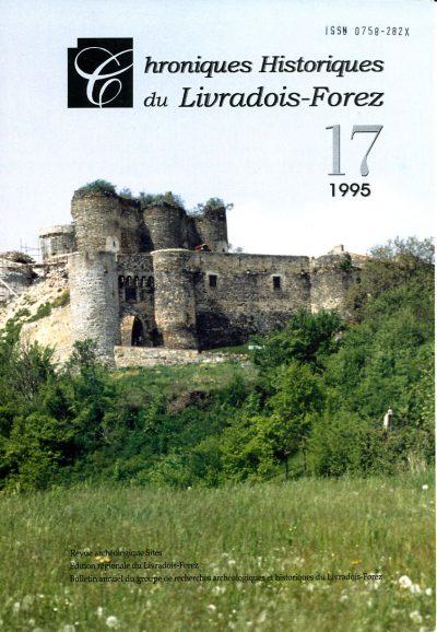 Chroniques Historiques du Livradois-Forez, bulletin annuel n° 17