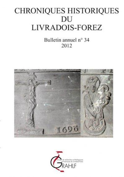 Chroniques Historiques du Livradois-Forez, bulletin n° 34