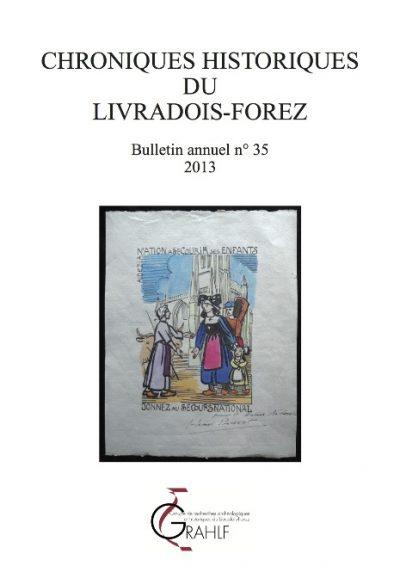 Chroniques Historiques du Livradois-Forez, bulletin n° 35