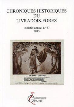Chroniques Historiques du Livradois-Forez, bulletin n° 37