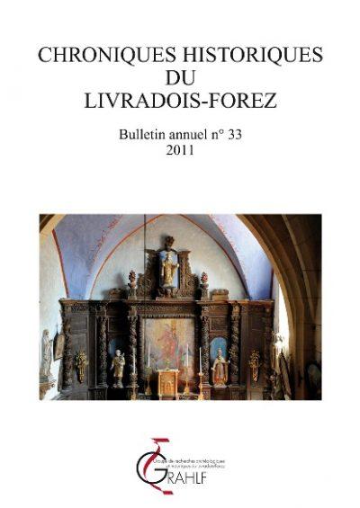 Chroniques Historiques du Livradois-Forez, bulletin n° 33
