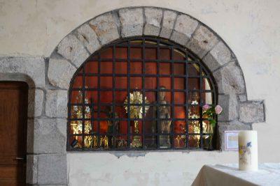 Vierge de Chassignolles (photo F. Burg)