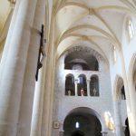 Eglise de Manglieu : la nef et le narthex (photo F. Chommy)