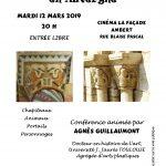 Sculpture romane en Auvergne