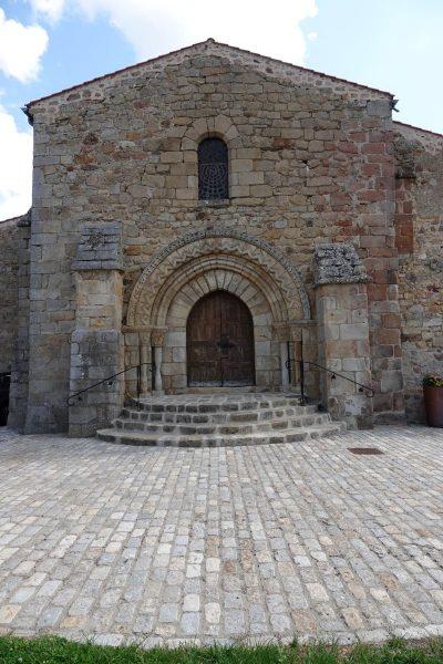 Chassignolles Eglise Notre-Dame de l'Assomption Façade Occid (photo F. Burg)