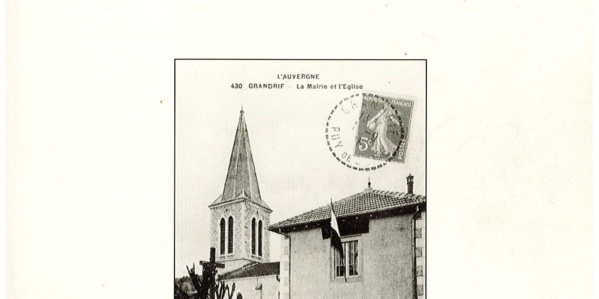 La vie politique et sociale dans l'arrondissement d'Ambert de 1870 à 1914 - Pascal Londiche