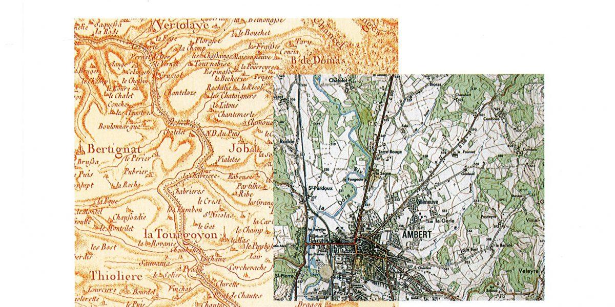 Les noms de lieux de l'arrondissement d'Ambert et de ses abords - M. Boy