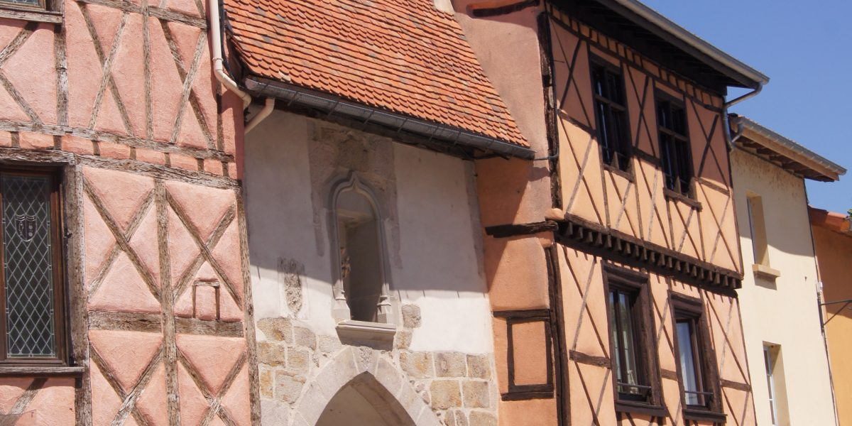 St Rambert. Porte de la Franchise (photo F. Chommy-Grahlf)