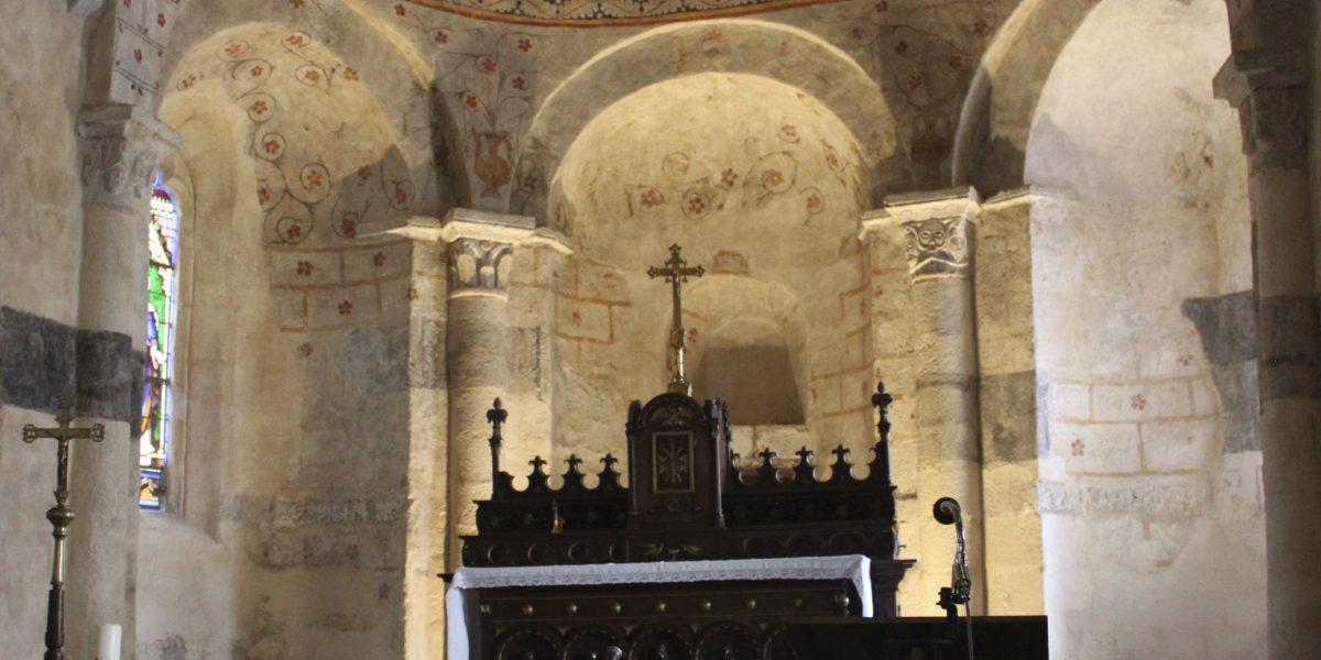 Eglise de Beurrières (photo P. Terras - Grahlf)