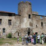 Château du Rousset - Margerie-Chantagret (photo P. Terras - Grahlf)