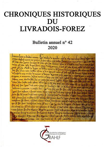 Chroniques Historiques du Livradois-Forez n° 42
