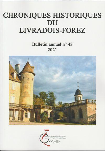 Chroniques Historiques du Livradois-Forez n° 43